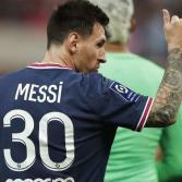 Lionel Messi debuta con el PSG en la Ligue 1