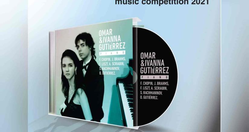 Los hermanos Gutiérrez ganan el primer lugar en la Competencia Internacional de Música en Suiza