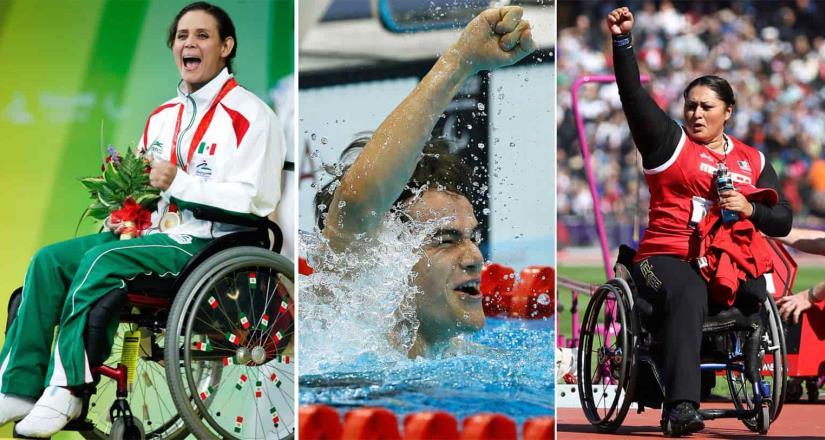 Números colosales en historial de Paralímpico de México