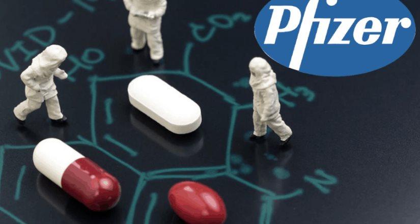 Pfizer inicia prueba de pastilla AntiCovid