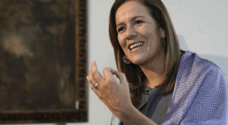 Margarita Zavala participa en encuentro católico en España