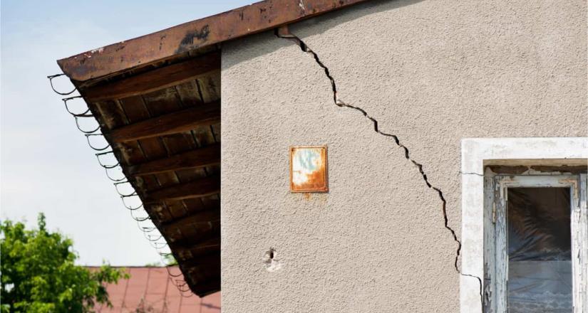 ¿El sismo ocasionó grietas en tu vivienda? Te ayudamos a saber si son de riesgo