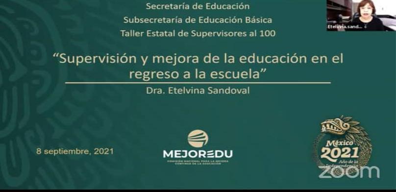 Supervisores y directores escolares, fundamentales para el fortalecimiento de la educación pública