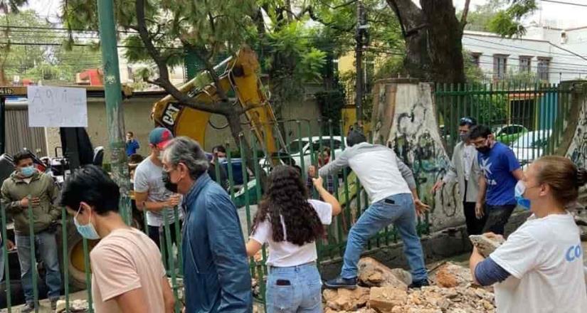 Alistan demandas por construcción de Banco del Bienestar en parque .