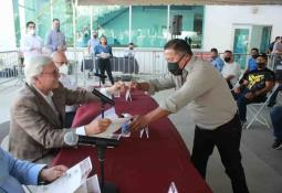 Por segundo año consecutivo Armando Ayala recibe el Premio a las Mejores Prácticas de Gobiernos Locales