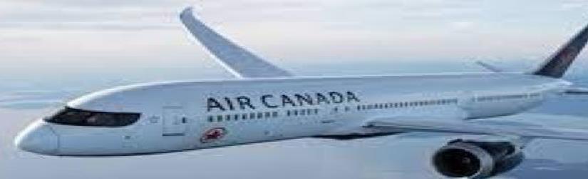 Air Canadá no prevé operar en Santa Lucía