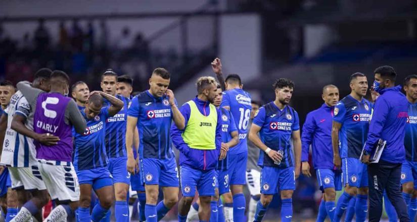 Cruz Azul enfrentará al FC Juárez con seis bajas.