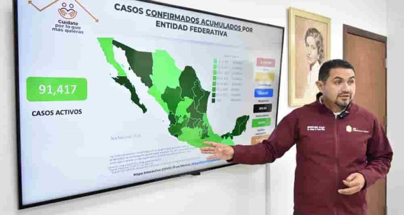 Baja California superó el 80% de población con esquema completo contra Covid-19; en espera de vacunas para niños de 12 a 17 años