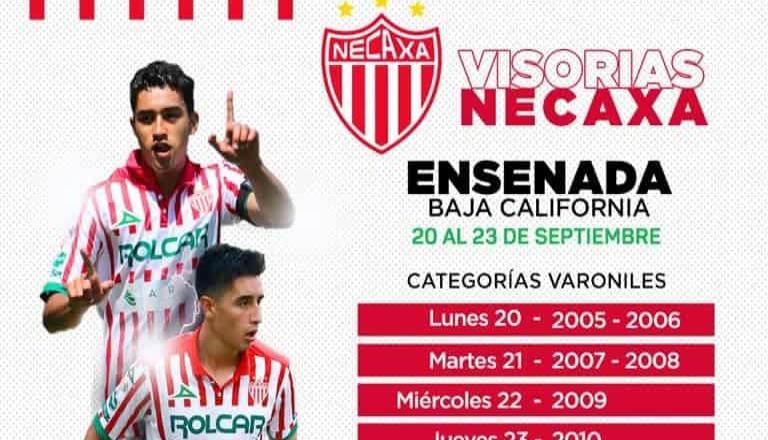 Invita Armando Ayala a jóvenes a participar en visorías del Club Necaxa