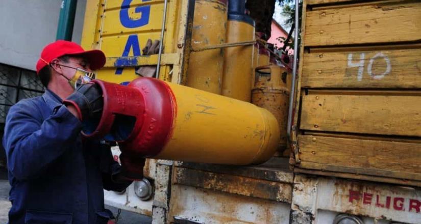 Aumentan los precios del gas LP para CDMX y Edomex