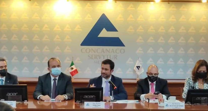 Inicia CONANACO SERVYTUR proceso  de fortalecimiento institucional