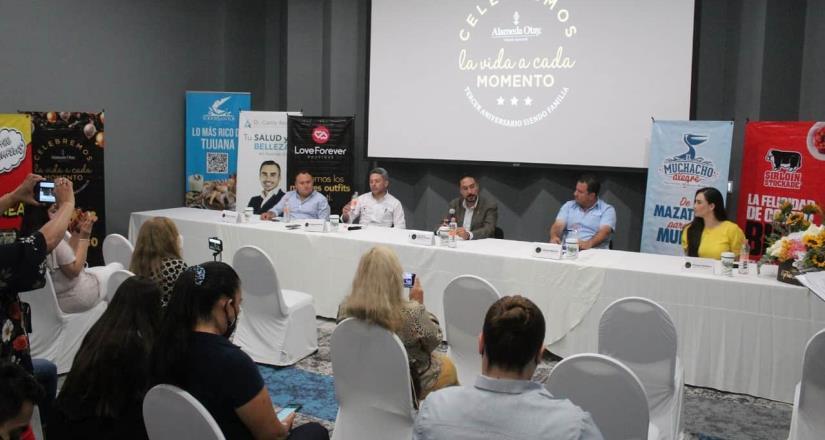 Celebrará Plaza Alameda Otay su 3er Aniversario con concierto de Playa Limbo