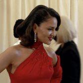 Eiza González, la mexicana en la Gala del Met