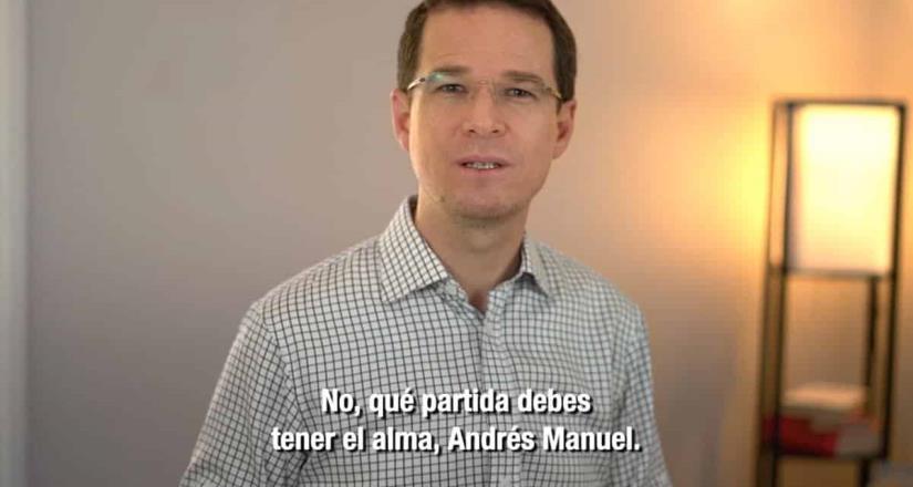 Ricardo Anaya critica fracaso de abrazos, no balazos de AMLO