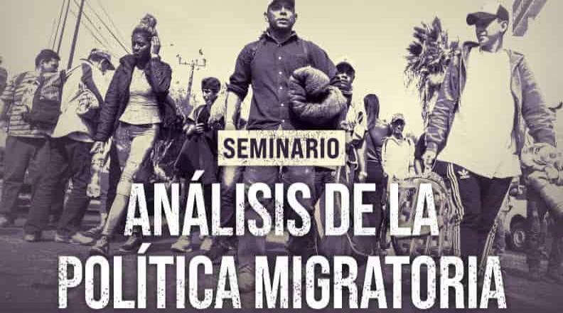 Análisis de la política migratoria ante la crisis humanitaria en México