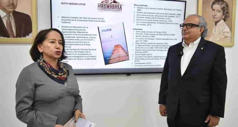La Secretaría de Cultura de BC continúa sumando interesantes obras literarias al fondo editorial La Rumorosa