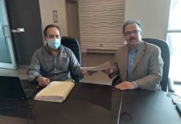 Inversión Federal debe continuar para garantizar agua y control de derrames: SEPROA