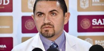 Continuan en descenso los contagios por Covid-19 en Baja California