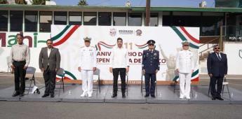 Recuerda Gobierno de Ensenada legado de Miguel Hidalgo y Costilla