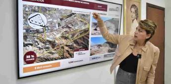 Avanza obra del nuevo Centro de Justicia Penal y SEMEFO en zona este de Tijuana
