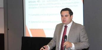 Alertan sobre modificaciones al Código Fiscal de la Federación para el 2022