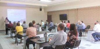 Capacitan a personal de la Secretaría del Campo en solicitudes de acceso a la información