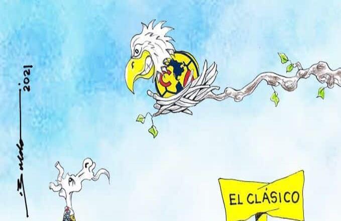 América y Chivas se miden en un clásico de claroscuros