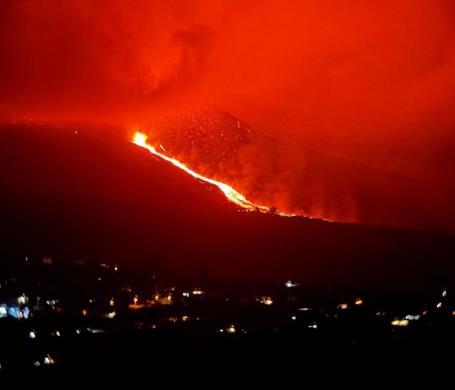 Atletas se solidarizan con los afectados en La Palma