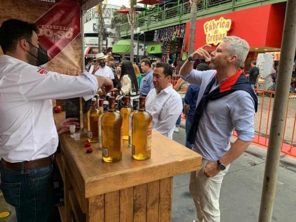 Arranca la 20 edición de la tradicional Expo Tequila Tijuana