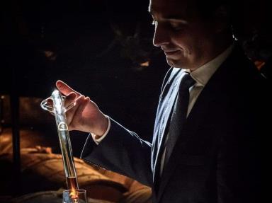 La mejor forma de tomar cognac con louis XIII