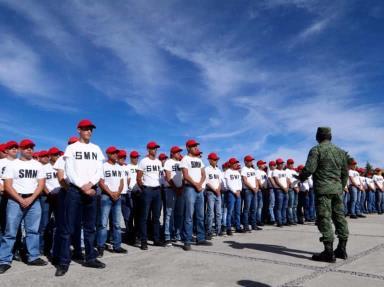 PAN propone eliminar servicio militar nacional