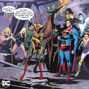 DC FanDome por fin anuncia a todos los participantes estelares en la 2da edición del evento virtual