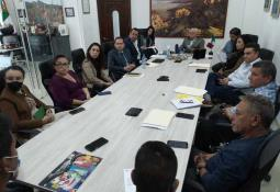 Sesiona Consejo Universitario de la UABC