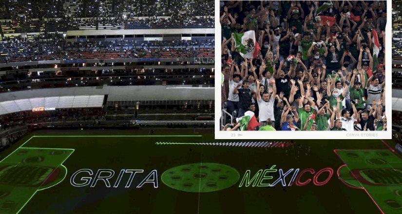 Detienen México vs Canadá por grito homofóbico de los aficionados