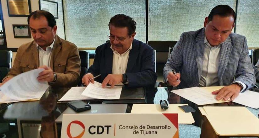 Proyectos Tecnológicos recibirán impulso con convenio, anuncia CDT
