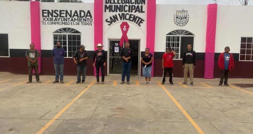 Se suma Desarrollo Regional y Delegaciones a campaña para prevenir el cáncer de mama