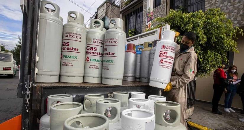 Aumenta precios del Gas Bienestar en Iztapalapa