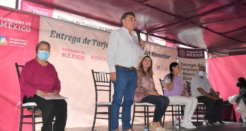 El Gobierno Federal comprometido con los adultos mayores: Alejandro Ruiz Uribe
