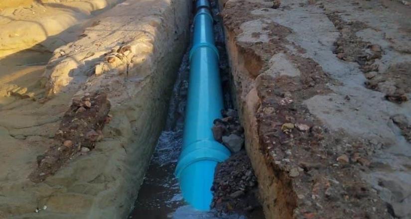 Avanzan los compromisos de red de agua y alcantarillado para colonias de Playas de Rosarito