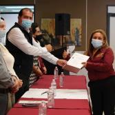 Se certifican docentes de UTT en estándar de competencia laboral EC1165