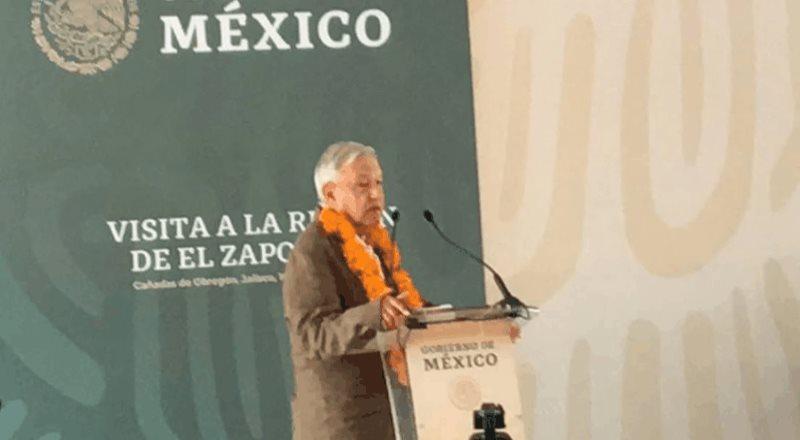 Abuchean en evento de AMLO a gobernador de Jalisco