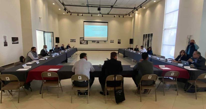 Dirección de Desarrollo Económico y Turismo participa en reunión ordinara de Comité y Desarrollo Económico de BC