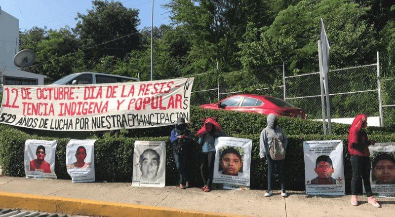Docentes protestan contra reforma educativa en Chiapas