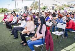 Con la reactivación de primeras dosis covid en Mexicali y poblado San Vicente, se logran aplicar en BC más de 9 mil vacunas
