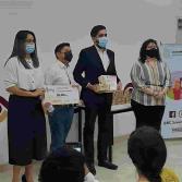 Distinguen a cimarrón de la Facultad de Ciencias con el Premio Estatal de la Juventud 2021