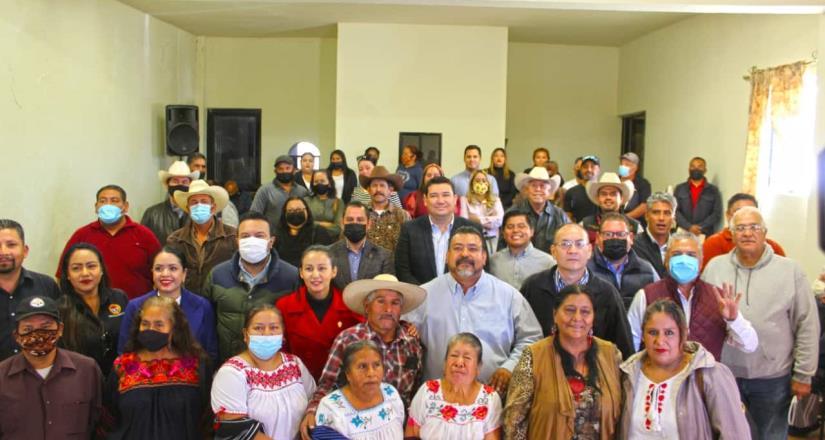 Queda instalada oficialmente la Comisión de Desarrollo Rural y Comunidades Indígenas