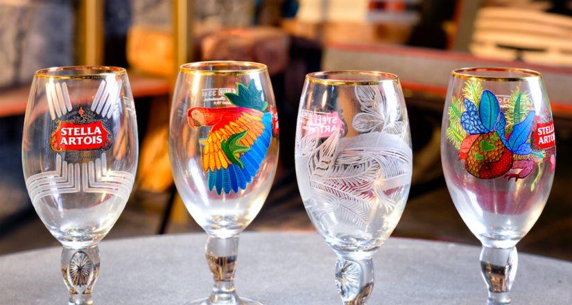 Stella artois presenta the art of chalice en méxico