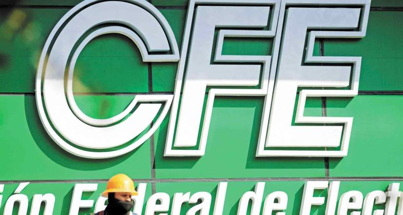 Con actividades sin interrupción, la CFE ha restablecido el suministro eléctrico al 90% de los usuarios afectados por el paso del huracán pamela.
