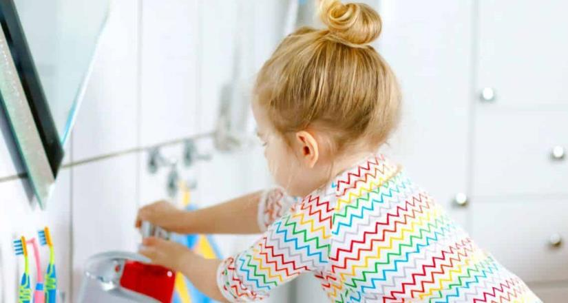 Con kid city, explica a tu pequeño la importancia del lavado de manos