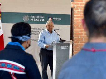 Llama AMLO a aclarar casos de desaparición de jóvenes en San Quintín